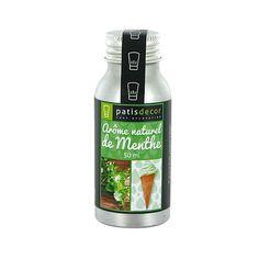 Arôme naturel Menthe Patisdécor 50 ml