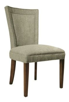 Flare Back Dining Side Chair from the Mariette Himes Gomez collection by Hickory Chair Furniture Co.