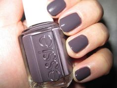 Essie Smokin' Hot - perfect winter color-picture doesn't do it justice