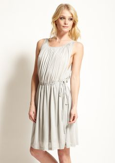 Perfect casual summer dress.