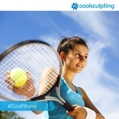 #CoolSculpting #tennis #CoolFitness #Fitness #ejercicio #Slim