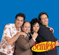Seinfeld, la mejor serie de los noventa - Taringa!
