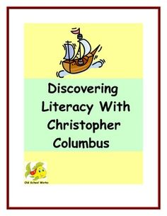 another side of christopher columbus essay Arawak men and women, naked, tawny, and full of wonder, emerged from their villages onto the island's beaches and swam out to get a closer look at the strange big boat.