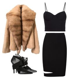 """""""Untitled #89"""" by wiame-jh ❤ liked on Polyvore featuring Alexander Wang"""