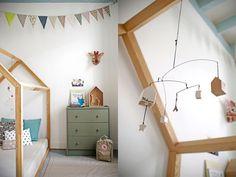 Een huis in de kinderkamer! | Wooninspiratie
