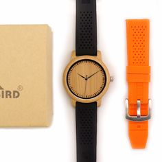 Cheap gift gifts, Buy Quality gift men directly from China gifts wood Suppliers: BOBO BIRD Fashion Men Watches Simple Style Bamboo Wooden Wristwatches Soft Silicone Strap Extra Band as Gift Hot selling Orange Band, Wooden Watches For Men, Watch Sale, Quartz Watch, Wood Watch, Simple Style, Mens Fashion, Style Fashion, Paper Case