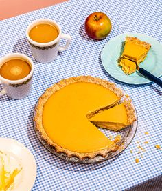 Tarte aux pommes et au sucre | Recettes d'ici Recipe Master, Sugar Pie, Pie Plate, Apple Slices, Special Recipes, Something Sweet, 4 Ingredients, Cooking Time, Brown Sugar