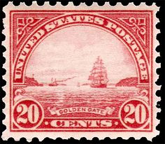 US Stamps 1931