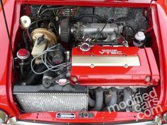 B18 Vtec Mini Cooper