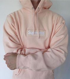 Don't necessarily care for the supreme but this color hoodie