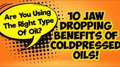 Benefits of Cold Pressed Oil !! Where to buy Online??? Cold Pressed Oil, Benefit, Top, Crop Shirt, Shirts