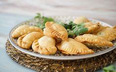 Sallys Rezepte - Empanadas / Empanadillas / spanische Teigtaschen / Fingerfood