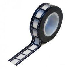 Film Strip Washi Tape   10yd