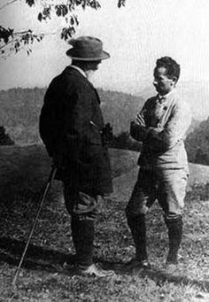 Husserl and Heidegger