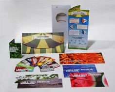 The sample pack we send to you contains the following printed products:    Business Cards (Matt Laminated) , Business Cards (Gloss Laminated),  Business Cards (Matt) , Business Cards (Silk) , Business Cards (Conqueror),  Business Card Folded,  Gloss Business Card,  Recycled Business Card,  Letterhead,  Compliment Slip,  Printed Leaflet,  Flyer,  Postcard, Bookmark