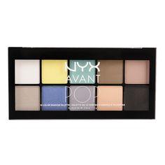Avant Pop! Shadow Palette | NYX Cosmetics
