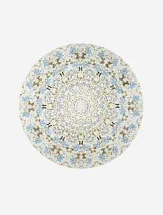 Damien Hirst  Sympathy in White Major – Absolution II, 2006  Butterflies and household gloss on canvas