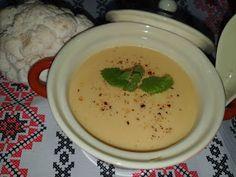 Lulu - Povesti din Bucatarie: Supa crema de conopida Hummus, Ethnic Recipes, Food, Essen, Meals, Yemek, Eten