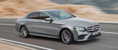 2017 Mercedes-Benz E-Class Grows Larger and Goes High Tech - Consumer Reports