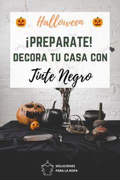 ¿Estás preparadx para #Halloween? En Soluciones para la ropa tenemos muchas ganas de que llegue la noche más terrorífica del año. Este año apostamos por los #DIYs para la decoración de Halloween. Y empezaremos tiñendo unas sábanas de algodón viejas con Tinte Iberia Negro para usarlas como manteles o para decorar las paredes. No sabes cómo hacerlo? Te lo contamos en #SolucionesParaLaRopa ;) #TintesIberia #Tintenegro #teñirdenegro #teñirropa Ten, Halloween, Movie Posters, Movies, Cotton Linen, Coat Of Many Colors, Dark Clothing, Table Toppers, Night
