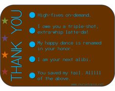 Check Here Thank You Card For Frontline Nurses  Nursetopia