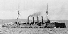 HMS Drake (1899)