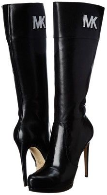 MICHAEL Michael Kors Hayley Boot Women's Dress Pull-on Boots