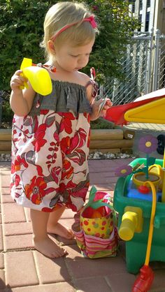 two ten designs: Make It Monday: Bubble Romper