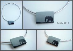 Pendant Transfer Elefant - Theme Africa - May 2010 by Saskia Veltenaar, via Flickr