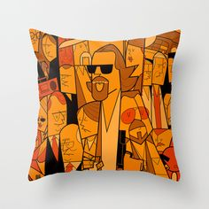 Throw Pillows | Page 12 of 84 | Society6
