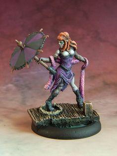Rotten Belle, Malifaux Resurrectionist
