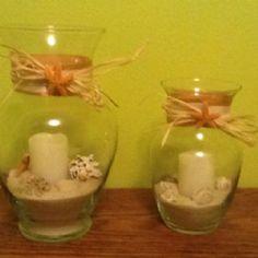 Wedding center pieces idea