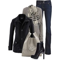 """""""City Style"""" by orysa on Polyvore"""