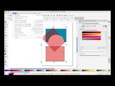 ▶ Inkscape Shape Effects - YouTube