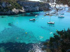 Cala Macarella @ Menorca Nikon D5000