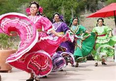 Mexican Folk Dance Costumes