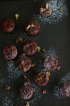 Bouchèes brownies
