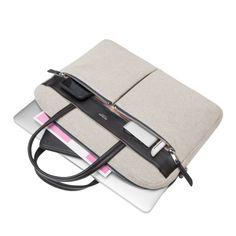 Knomo Hanover női laptoptáska, letisztult vonalvezetés, minimalista stílus, tökéletes minőség,