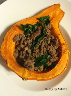 Stuffed Winter Squash - Gutsy By Nature