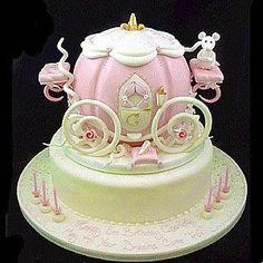 tellastella festa: Top 10 bolos decorados para princesas