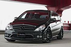 Wald Sports Line Black Bison Edition R-Klasse Mercedes Benz R Class, Mercedes Benz Cars, Nissan 370z, Nissan Gt, Vw Classic, Little Red Wagon, Drag Racing, Auto Racing, Lamborghini Gallardo