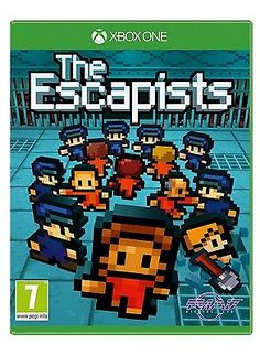 Mouldy Toof's award-winning sandbox prison escape game The Escapists is coming to Xbox One and PC on Friday February. A strategy game of captive survival and daring Latest Video Games, Video Games Xbox, Xbox One Games, Ps4 Games, Games Consoles, Playstation, Xbox 1, Killzone Shadow Fall, Videogames