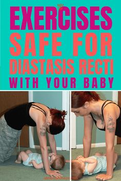 Do these exercises with your baby to ease back into a fitness routine after the birth of your baby, once you're cleared for some extra activity. Free Activities, Indoor Activities, Physical Activities, Family Activities, Family Fitness, Family Outing, Baby Girl Names, Everything Baby, Work From Home Moms