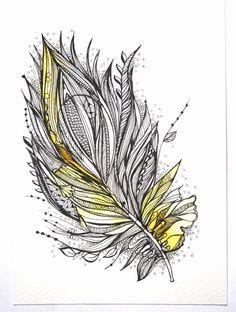 'Dawn Feather'
