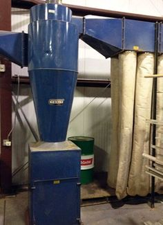 Used Dust Collector - Torit Model Dust Explosion, Used Woodworking Machinery, Lean Manufacturing, Dust Collector, Explosions, Industrial, Model, Shop