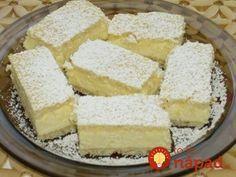 To je veľmi chutné, veľmi rýchle a populárne. Recept od skúsenej cukrárky Gizky od nás zo Šamorína. Odporúčam, príprava je úplne jednoduchá!