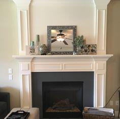 Fireplaces, Home Decor, Amor, Fire Places, Fireplace Set, Decoration Home, Room Decor, Fire Pits, Home Interior Design