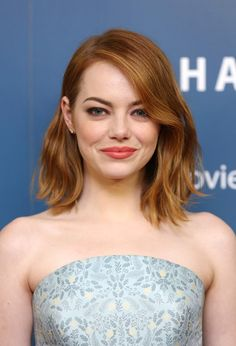 Emma Stone Photos - 'Aloha' Screening At Soho Hotel - Zimbio