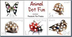 Animal Dot Fun