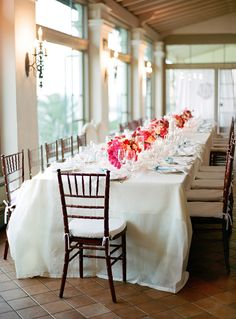 Linens: La Tavola Fine Linen Rental - http://latavolalinen.com Reception Venue: Bel-Air Bay Club - http://www.belairbayclub.com Photography: Lacie Hansen - laciehansen.com   Read More on SMP: http://www.stylemepretty.com/2017/02/14/get-your-dose-of-pink-today-with-this-italian-inspired-los-angeles-wedding/